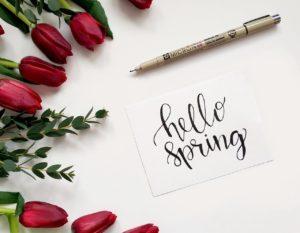 eventos en inglés en abril 2018 y primavera en Barcelona